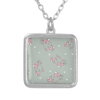 35) Golf Design from Tony Fernandes Silver Plated Necklace