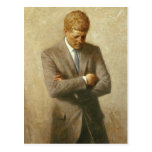 35 John F. Kennedy Postcard