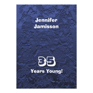 80 Year Old Birthday Invitations