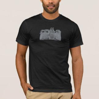 35mm Camera T-Shirt