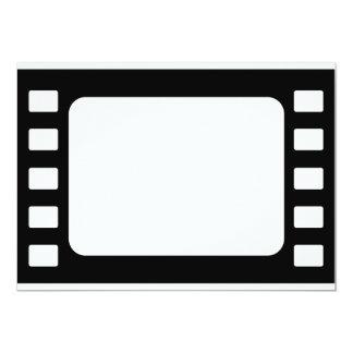 35mm Film 13 Cm X 18 Cm Invitation Card