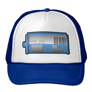 35mm Film Canister Hat