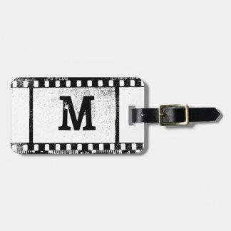 35mm Film with Monogram Luggage Tag