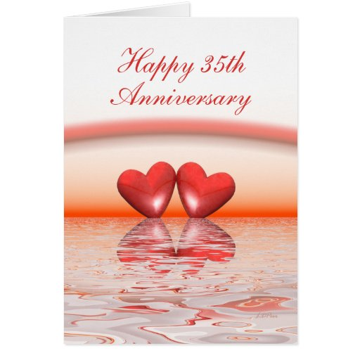Wedding Gift 35 Years : 35 Year Wedding Anniversary Gifts - Shirts, Posters, Art, & more Gift ...