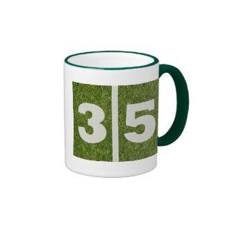 35th Birthday Mug