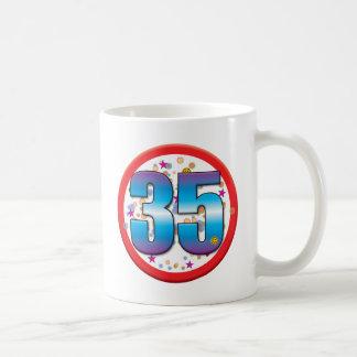 35th Birthday v2 Mug