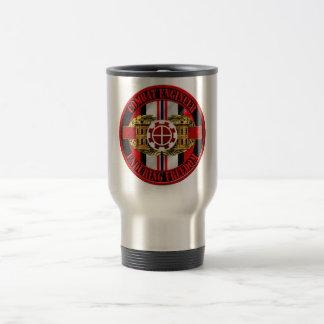 35th Engineer Brigade OEF Afghanistan Stainless Steel Travel Mug