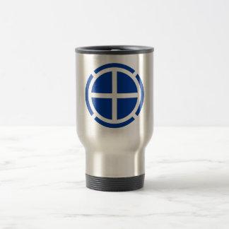 35th Infantry Division Insignia Travel Mug