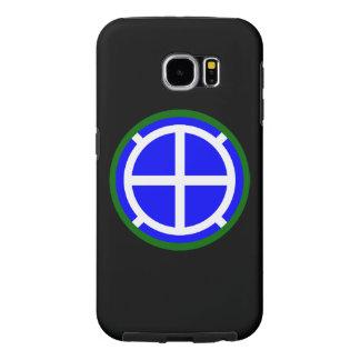 "35th Infantry Division ""Santa Fe"" Samsung Galaxy S6 Cases"