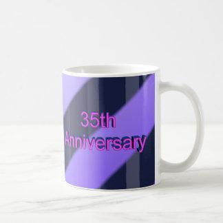 35th Wedding Anniversary Gifts Coffee Mug