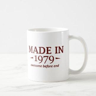 35th year old birthday designs coffee mug