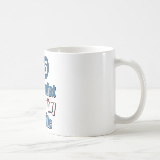 35th year old birthday designs coffee mugs
