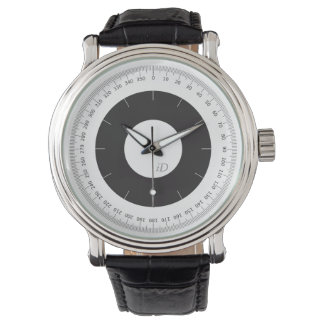 360 DEGREES | nautical geek Wristwatch