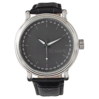 360 DEGREES   stylish geek Wrist Watch