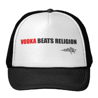 360flip Vodka Beats Religion Cap