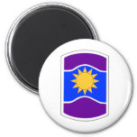 361 Civil Affairs Brigade Patch Magnets