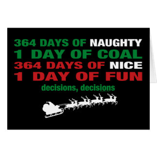 364 Days of Naughty Cards