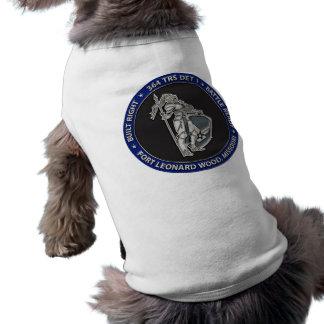 364 TRS Detachment 1 Items Sleeveless Dog Shirt