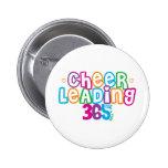 365 Cheerleading Pinback Buttons