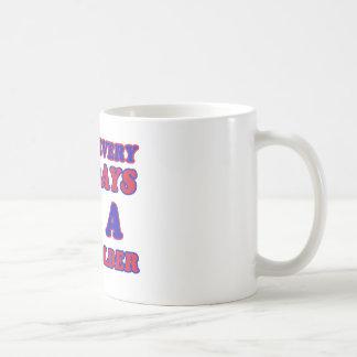 365 day am a year older basic white mug