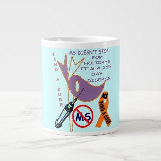 365 DAY DISEASE MS JUMBO CUP JUMBO MUG