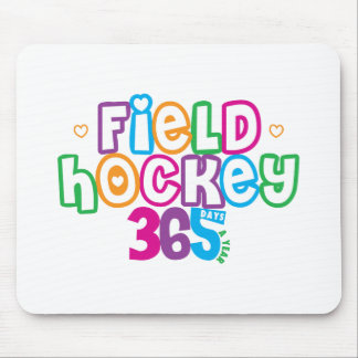 365 Field Hockey Mouse Mat