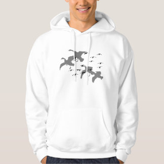 365 waterfowl tv | online waterfowl hunting tv hoodie
