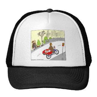 368 smart car bike rack cartoon cap