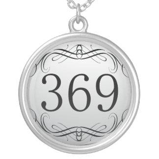 369 Area Code Necklaces