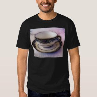 36 - Clouded Demitasse T-shirt