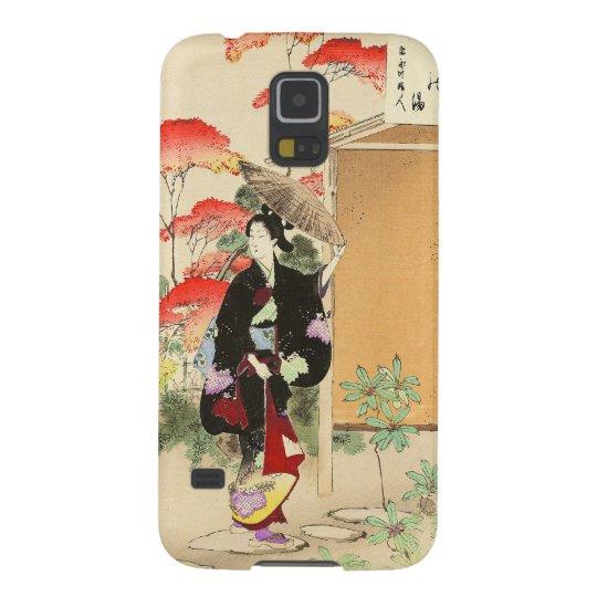 36 Examples of Beauties, Tea ceremony Toshikata Cases
