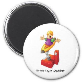 36_Siimulator 6 Cm Round Magnet
