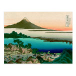 36 Views of Mount Fuji, Hokusai Fine Vintage
