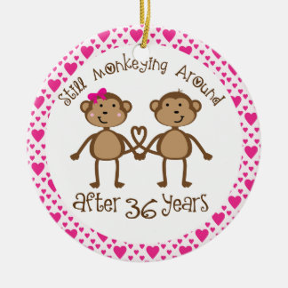 36th Wedding Anniversary Gifts - T-Shirts, Art, Posters & Other Gift ...