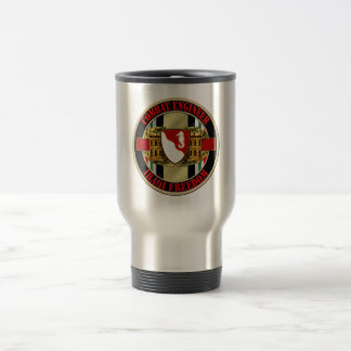 36th Engineer Brigade OIF Iraq Travel Mug