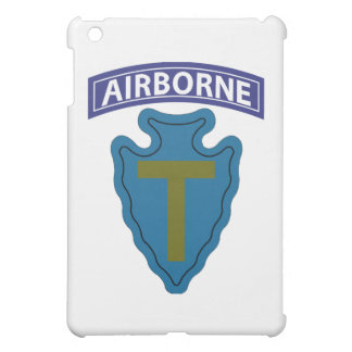 36th Infantry Division - Airborne iPad Mini Covers