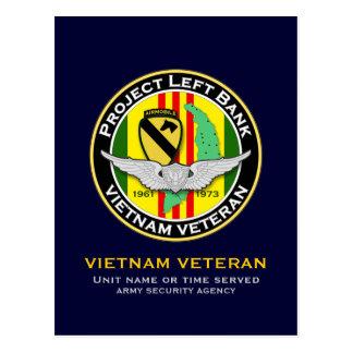 371st RRC PLB 2c - ASA Vietnam Post Card