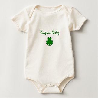 375px-Shamrock.svg, Coogan's Baby Baby Bodysuit