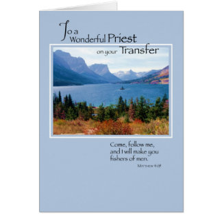 3767 Priest Transfer, Mountain Lake Card