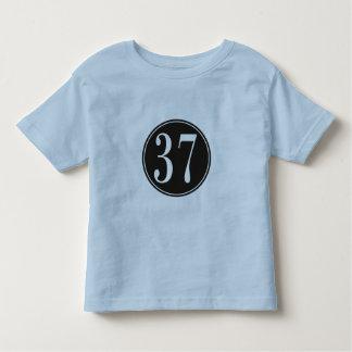 #37 Black Circle Shirts