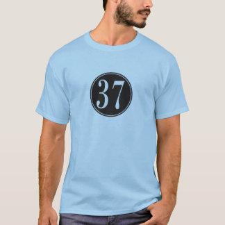 #37 Black Circle T-Shirt