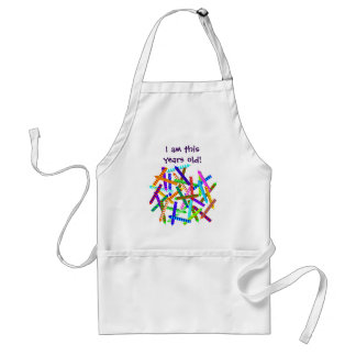 37th Birthday Gifts Standard Apron