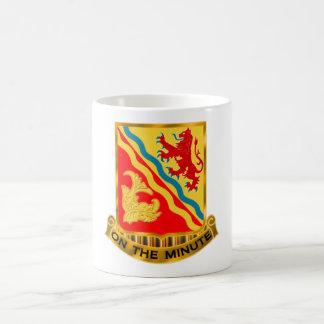 37th Field Artillery Regiment Basic White Mug