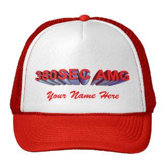 380SEC AMG HAT