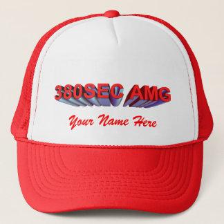 380SEC AMG TRUCKER HAT