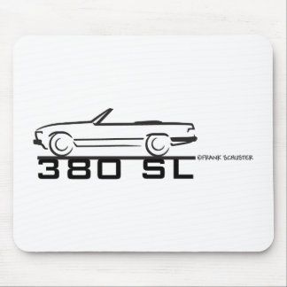 380Sl Mouse Pad