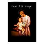 3821 Feast of St. Joseph Black