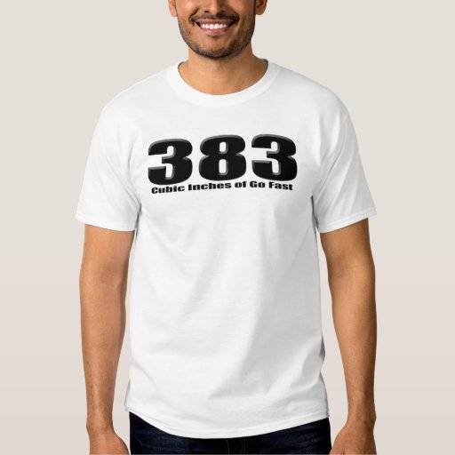 383 stroker go fast shirt