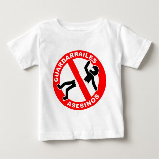 384 Guardarrailes Asesinos Infant T-Shirt