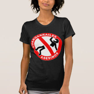 384 Guardarrailes Asesinos T-Shirt